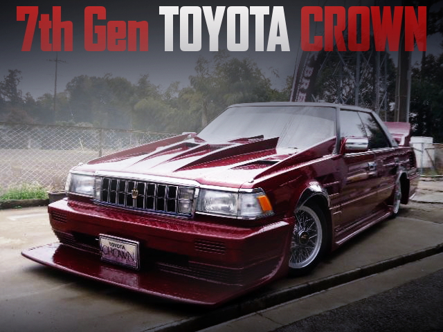 KAIDO RACER 7th Gen CROWN