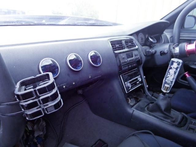 DASHBOARD S14 SILVIA