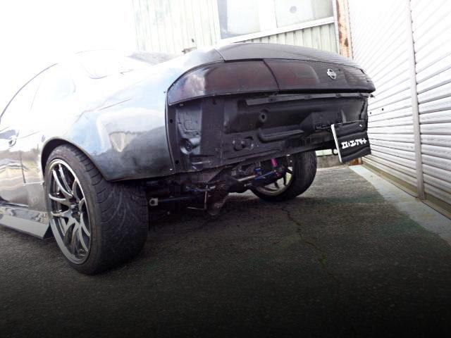REAR EXTERIOR S14 SILVIA