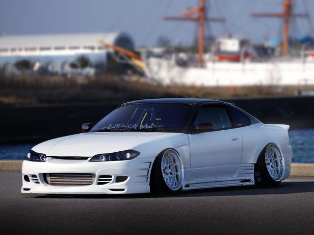 FRONT EXTERIOR S15 SILVIA