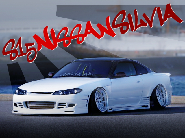 STANCE S15 NISSAN SILVIA