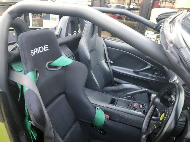 DRIVER BRIDE SEAT