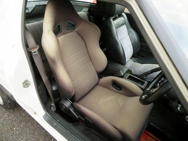 DRIVER BUCKET SEAT