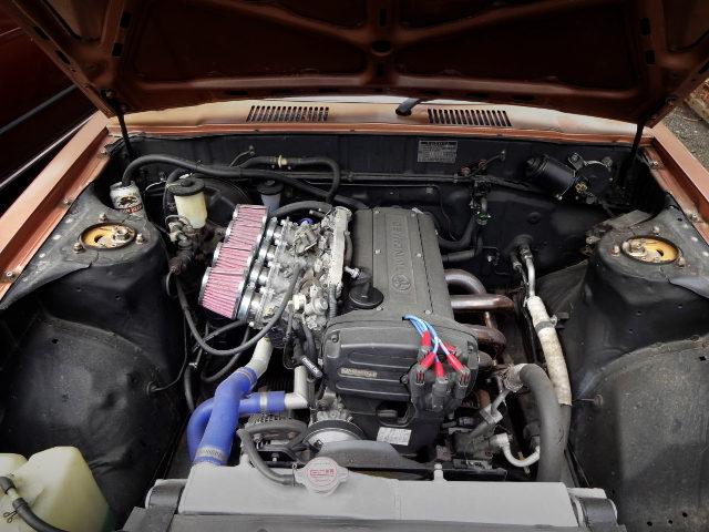 20V 4AG 1600cc ENGINE