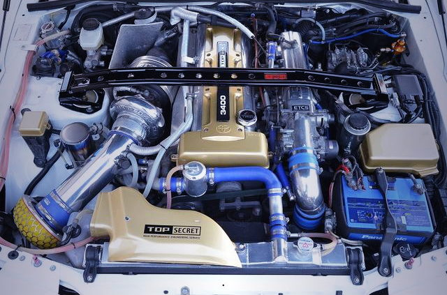 2JZ-GTE 3400cc WITH TO4Z SINGLE TURBO