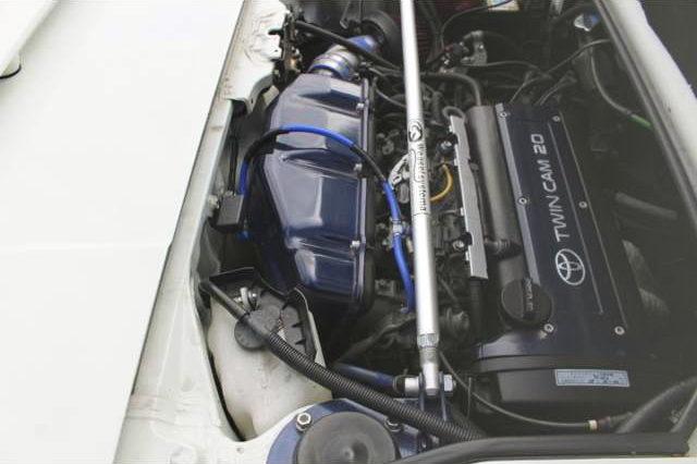 20-VALVE 4AG 1600cc ENGINE