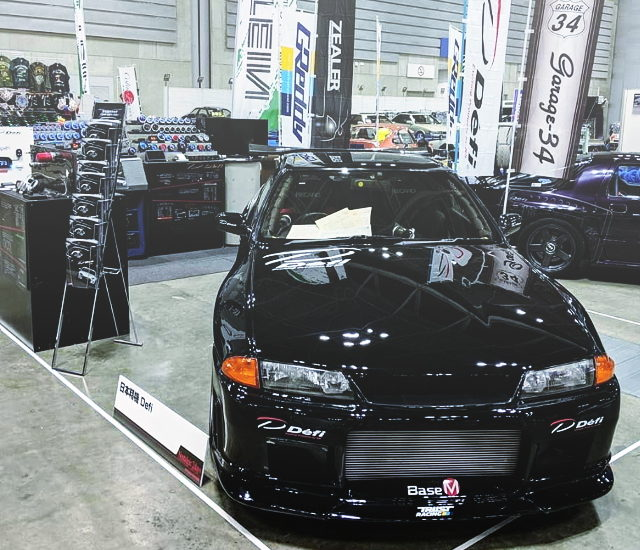 CAR EVENT FOR R32 GT-R