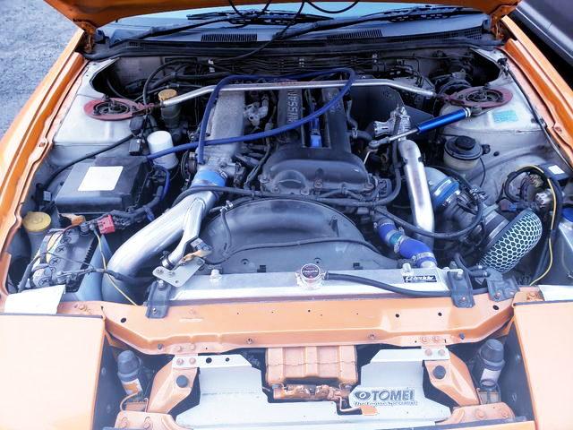SR20DET TURBO ENGINE FOR S15