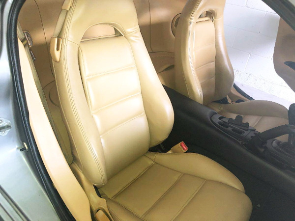 LEATHER SEATS FOR 3rd Gen RX-7 INTERIOR