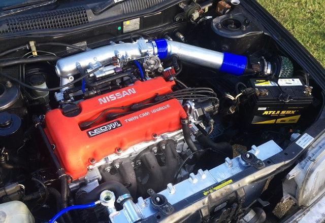 NEO VVL MODEL SR20VE 2000cc ENGINE
