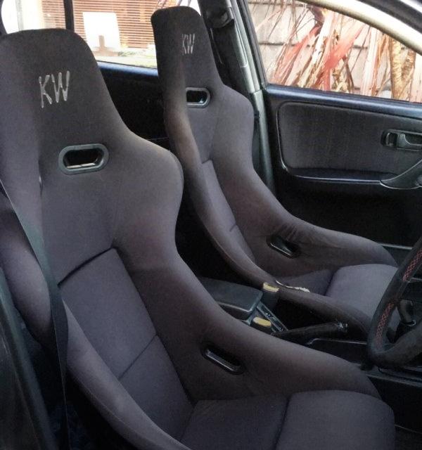 KW BUCKET SEATS