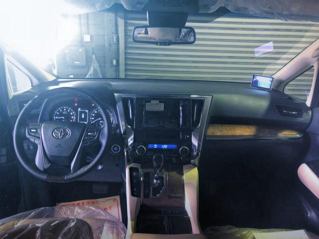 LEFT HAND DRIVE DASHBOARD FOR 3RD GEN ALPHARD