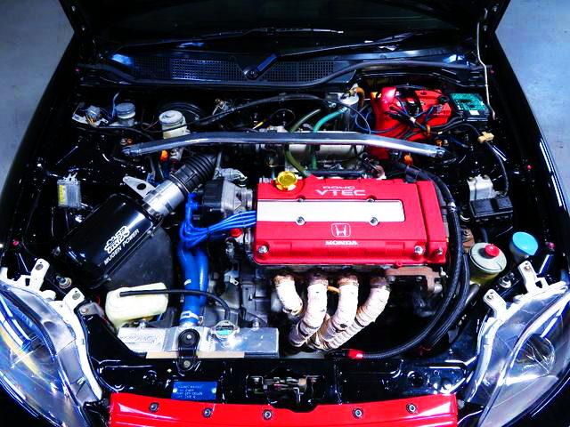 B-SERIES VTEC ENGINE