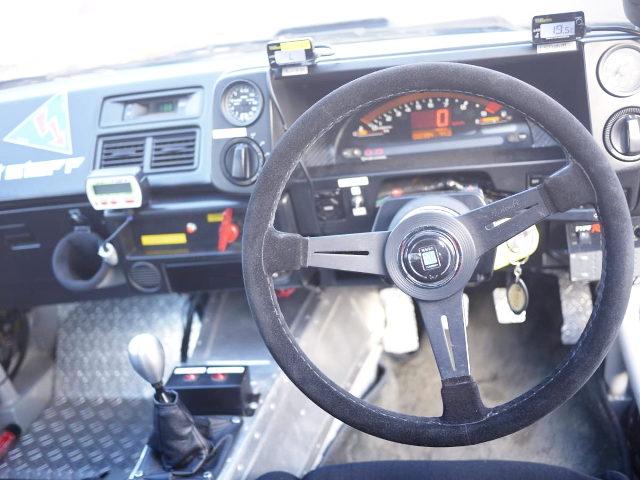 AE86 CUSTOM DASHBOARD
