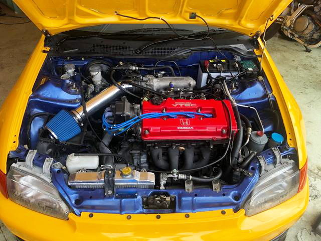 B20B 2000cc VTEC ENGINE