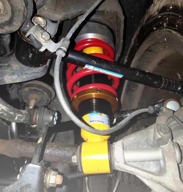 COILOVER FOR RX8