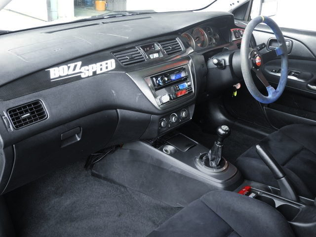 EVO9 DASHBOARD