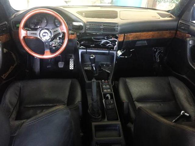 INTERIOR E34 BMW 525i