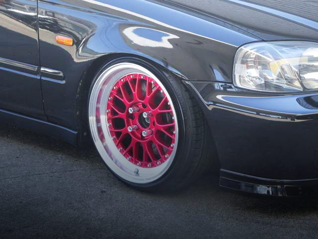 XXR 521 WHEEL FOR EK CIVIC