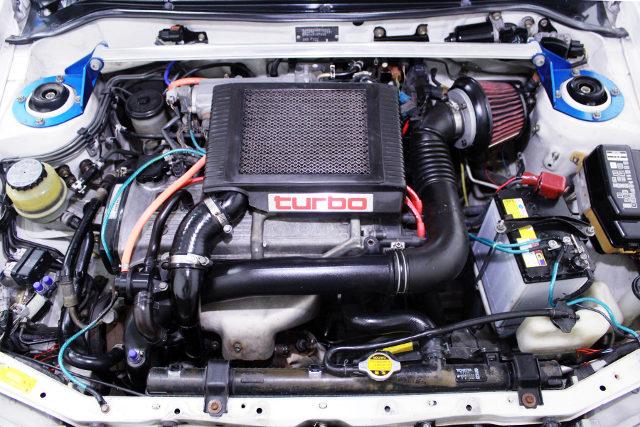 5E 1500cc TURBO ENGINE
