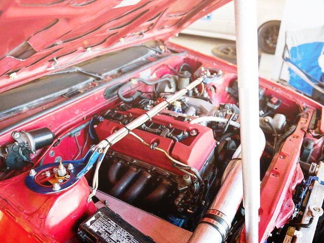 F22C 2200cc VTEC ENGINE