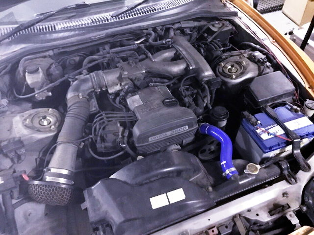2JZ-GE 3000cc ENGINE FOR JZA80 SUPRA