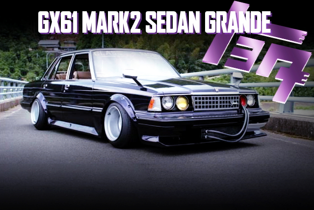 KAIDO RACER GX61 MARK2 SEDAN GRANDE