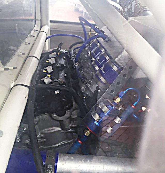 HAYABUSA 13400cc ENGINE
