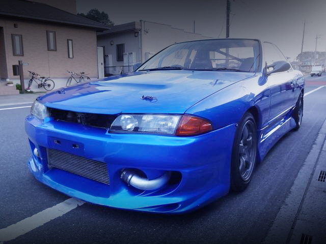 FRONT EXTERIOR R32 SKYLINE GTS-T TYPE-M
