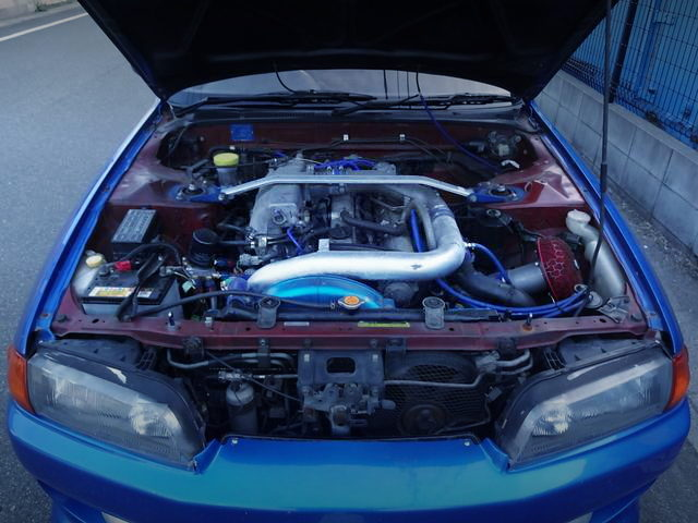 RB25DET 2500cc TURBO ENGINE