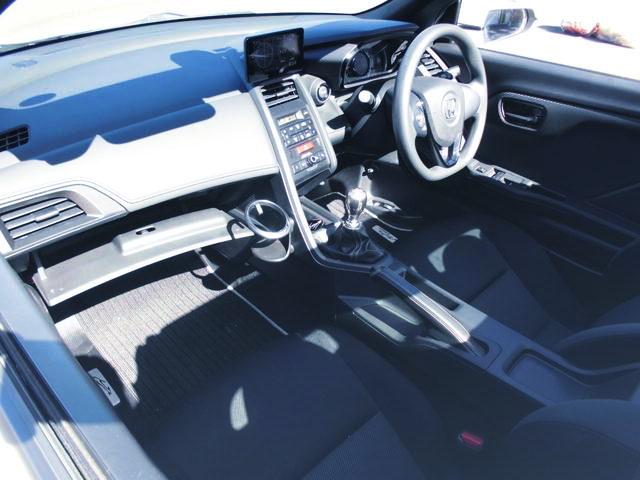 S660 INTERIOR DASHBOARD