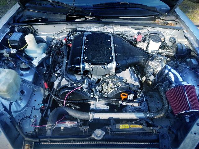 HONDA J32A V6 VTEC ENGINE