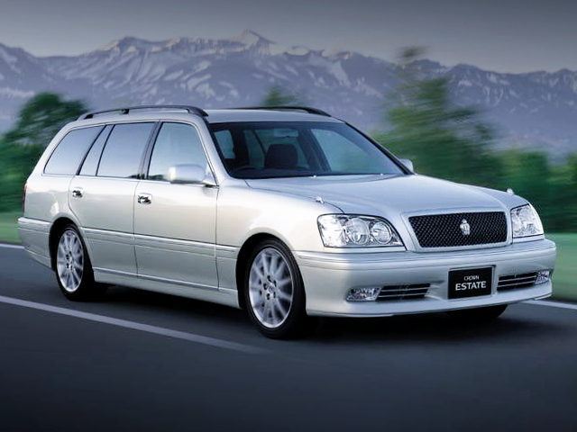 JZS175 CROWN ESTATE