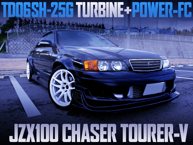 TD06SH-25G TURBOCHARGED JZX100 CHASER TOURER-V