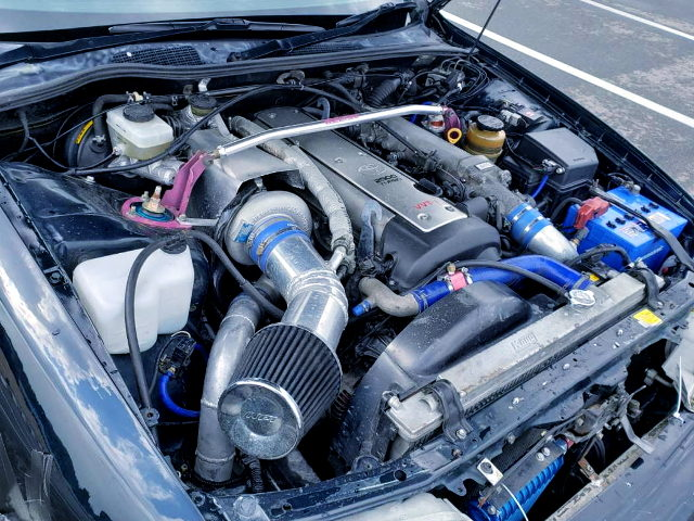 1JZ-GTE VVT-i TURBO ENGINE FOR JZX100