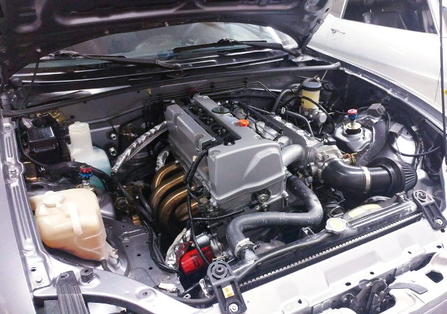 K24A 2400cc i-VTEC ENGINE