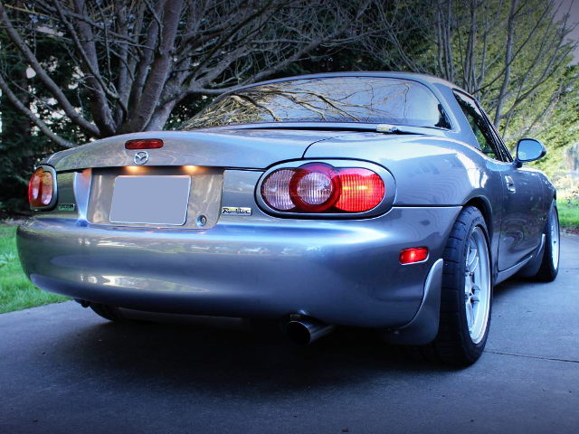 REAR EXTERIOR NB MIATA