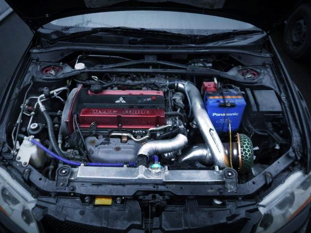 MIVEC 4G63 2100cc TURBO ENGINE