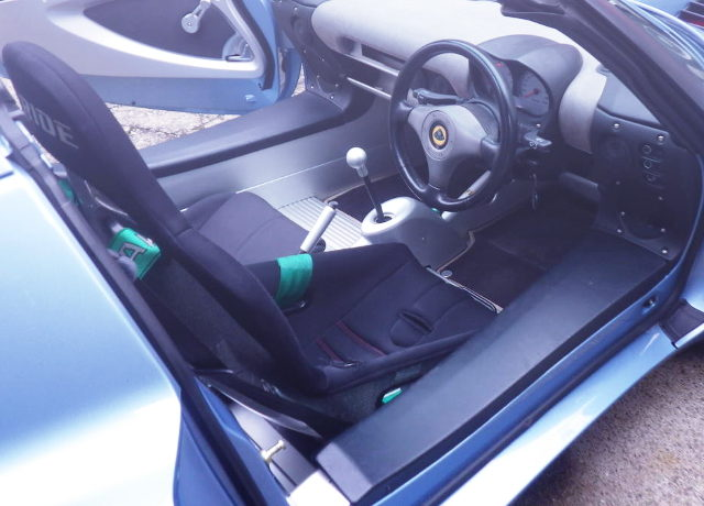 INTERIOR FOR LOTUS ELISE S2
