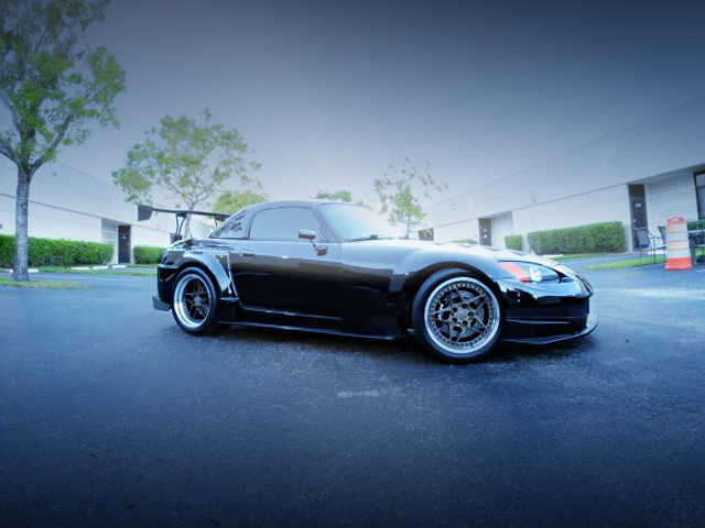 FRONT EXTERIOR S2000 WIDEBODY