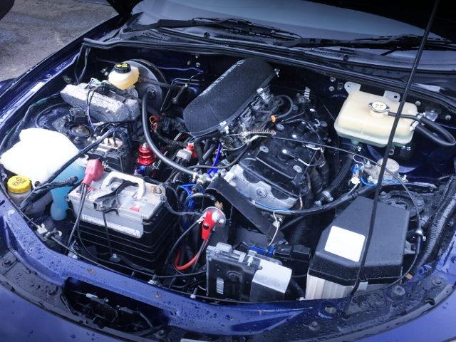 HAYABUSA BIKE ENGINE