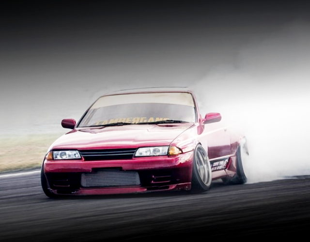 DRIFTING OF R32 SKYLINE