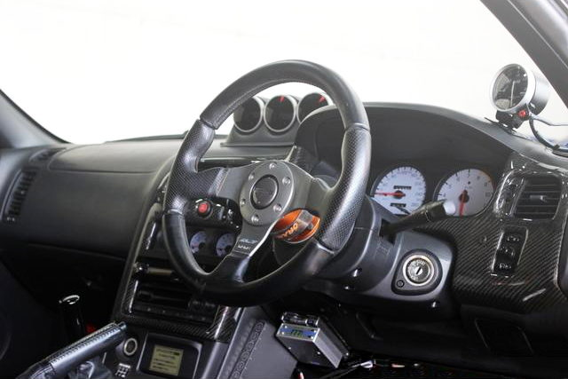 DASHBOARD AND MOMO RACE STEERING