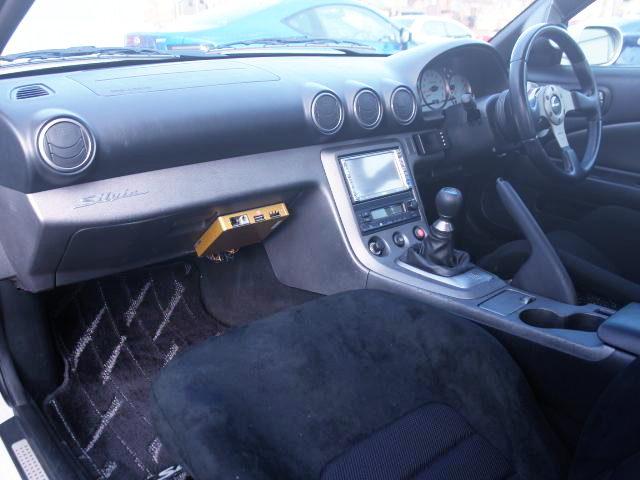 S15 DASHBOARD AND F-CON V-PRO