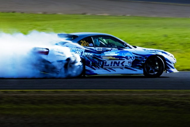 DRIFTING OF S15 SLIVIA