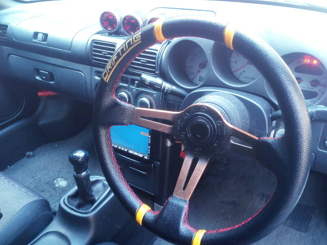 INTERIOR DASHBOARD FOR MR-S