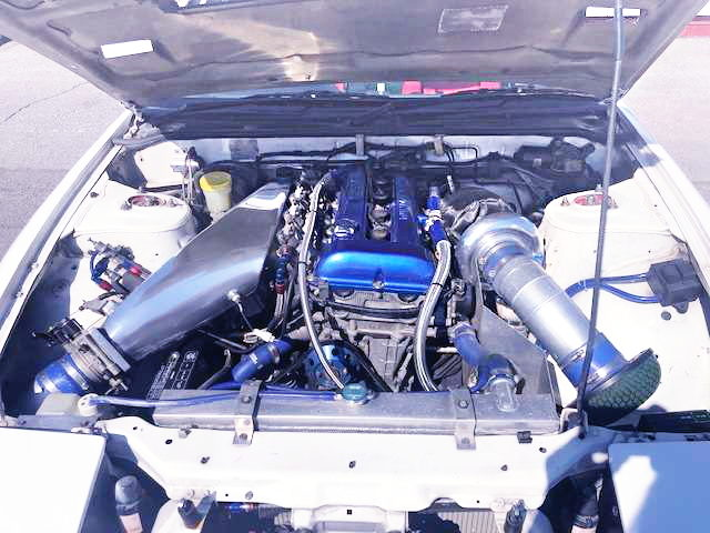 TUNING SR20DET TURBO ENGINE