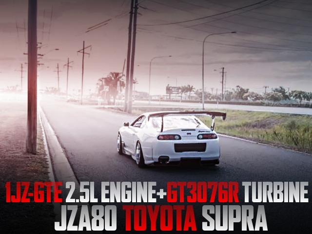 1JZ-GTE GT3076R TURBO ENGINE INTO JZA80 SUPRA