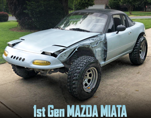 OFF ROAD CUSTOM FOR 1st Gen MAZDA MIATA