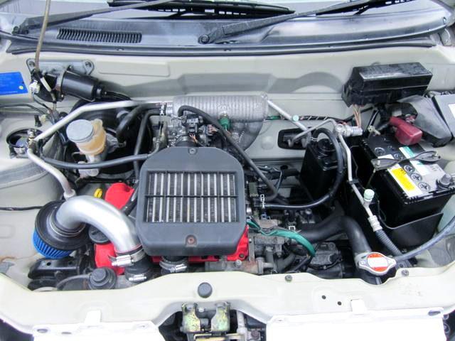 K6A TWINCAM TURBO ENGINE 64HP